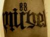 R Michel - Ambigrama
